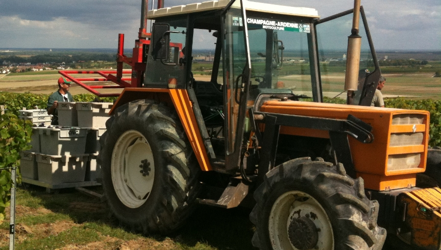 Ciągnik sadowniczy z instalacją LPG?