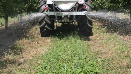 Maksimum precyzji w wiosennym nawożeniu sadów - rozwiązania sadownictwa precyzyjnego