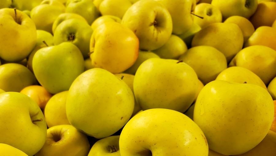 Przegląd cen jabłek deserowych, 01 II 2021