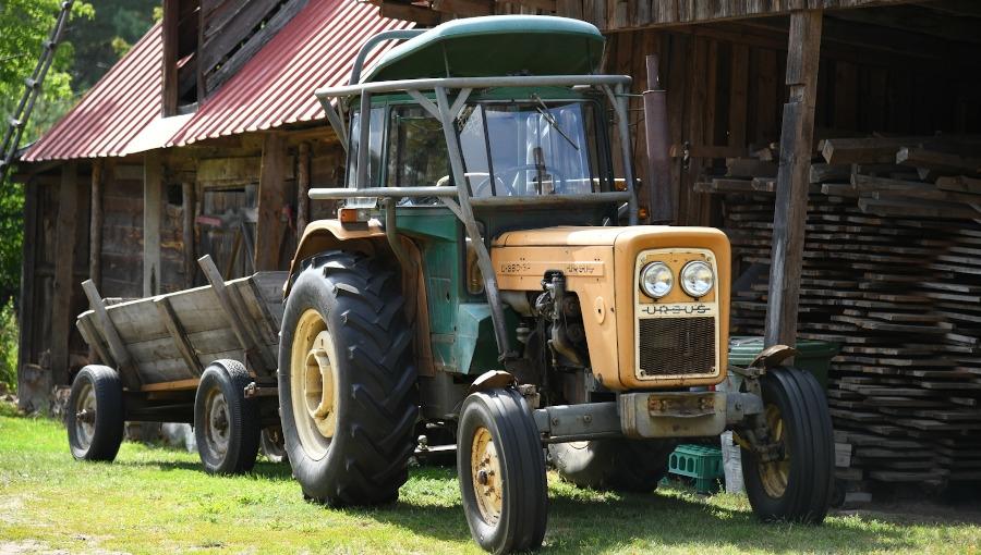 Na co KONIECZNIE zwrócić uwagę przy zakupie używanych maszyn rolniczych?
