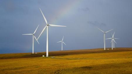 W jakiej odległości od wiatraków można postawić dom?