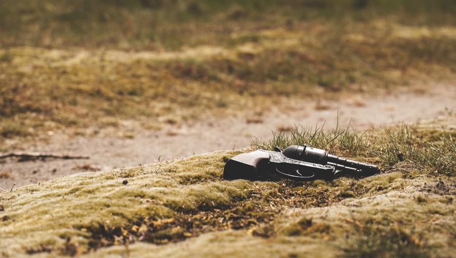 W polskim sadzie zastrzelono młodego człowieka