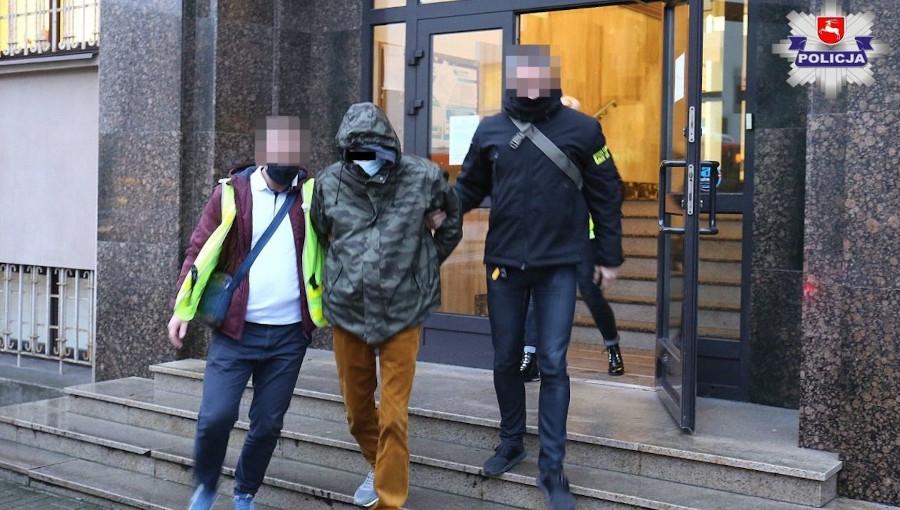 Zatrzymano podejrzanych o zabójstwo 16-latka z Kluczkowic