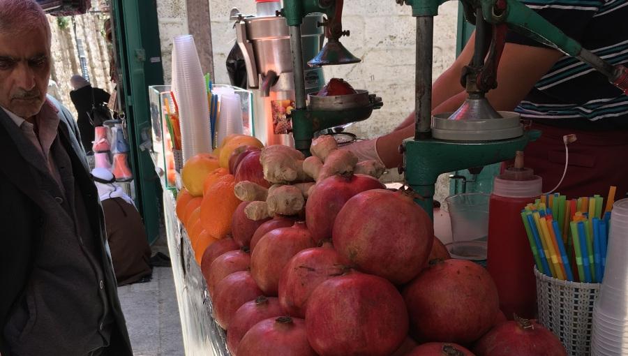Turcja potrafi robić interesy na światowym rynku owoców i warzyw