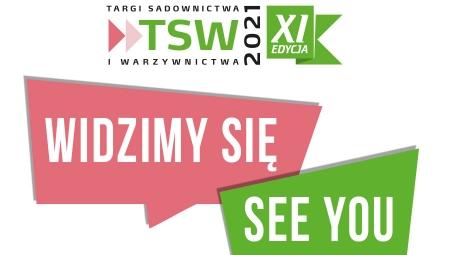 Zapraszamy do Nadarzyna na Targi Sadownictwa i Warzywnictwa 2021!