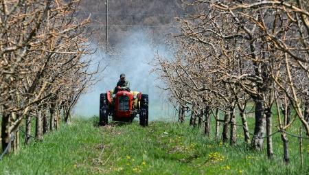 Podatek od środków ochrony roślin nowym pomysłem na promocję rolnictwa ekologicznego