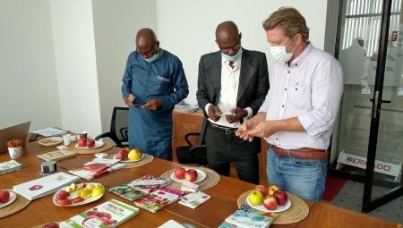 Polskie jabłka w Afryce Zachodniej - Senegal naszym najważniejszym partnerem w regionie