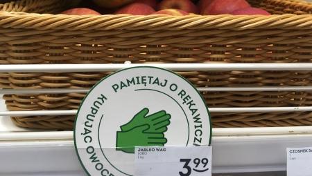 70 gr za kg jabłek... Kto bierze różnicę?